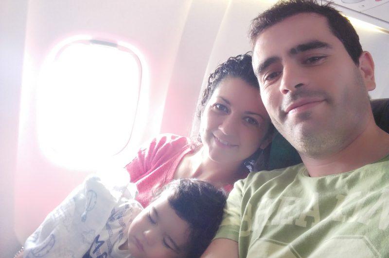 De camino a Mallorca