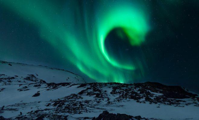 Zona Norte. Auroras.