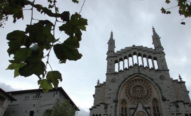 Iglesia de San Bartomeu. Sóller