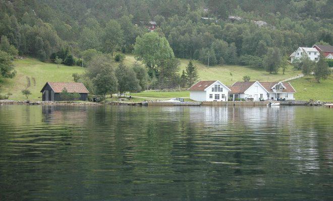 Casa en Lysefjord