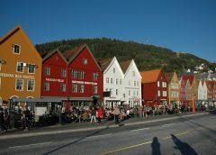 Como ir de Stavanger a Bergen