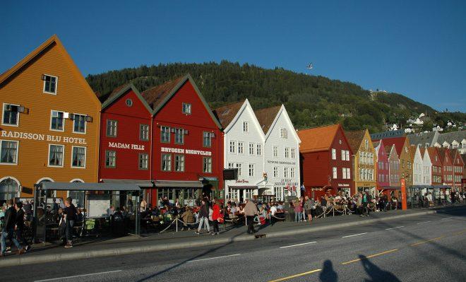 Como ir de Stavanger a Bergen Primer contacto