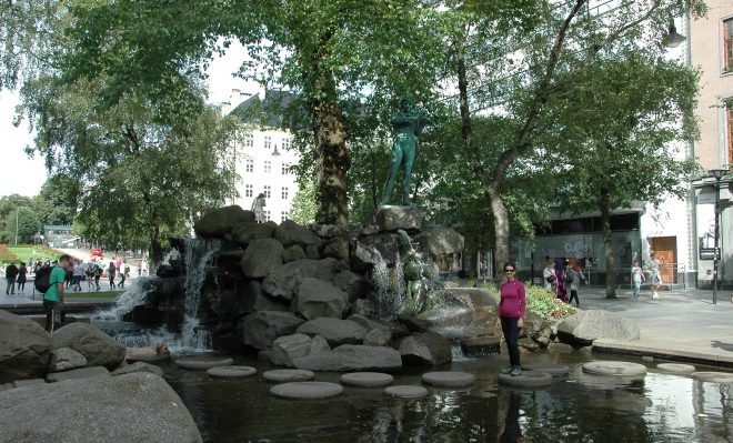 Fuente de Bergen