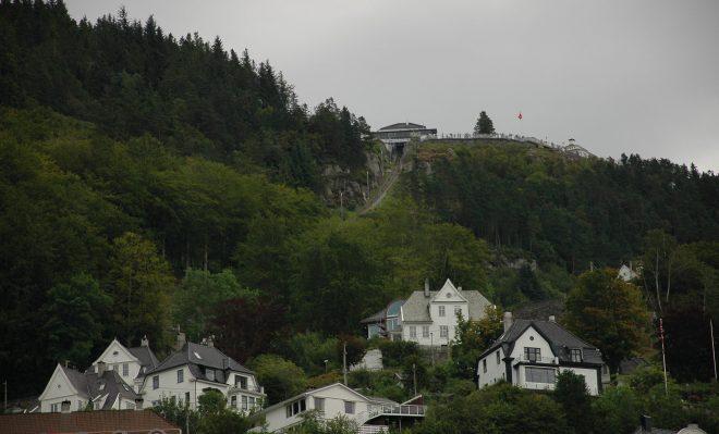 Funicular Bergen