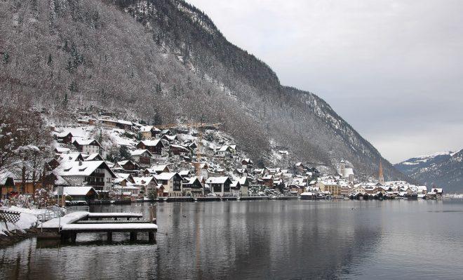 Itinerario Munich y Alpes Austriacos Un viaje al Invierno