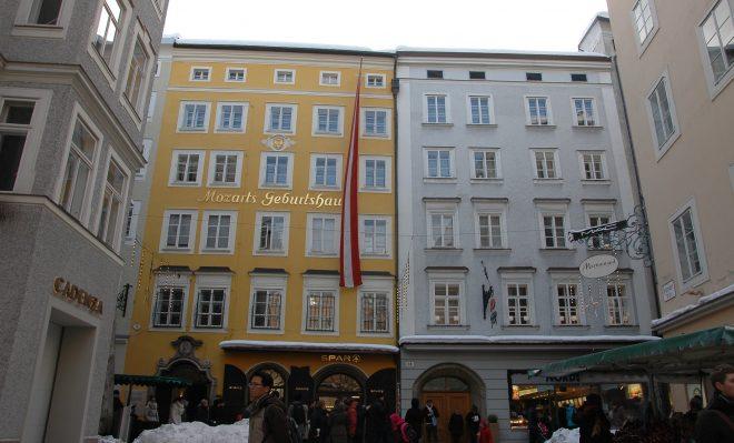 Casa Museo de Mozart