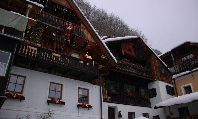 Casas de Hallstatt