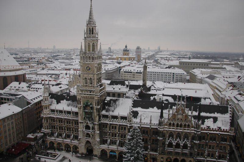Qué ver en Munich Una Nochevieja en Munich