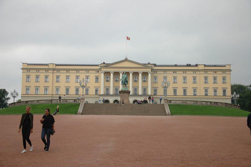 Palacio Real de Noruega