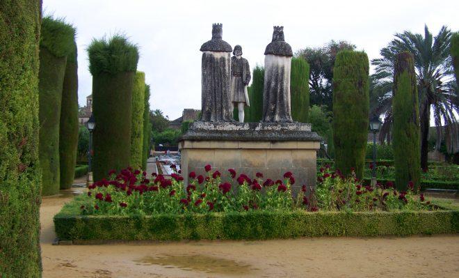 Jardines del Alcázar de Córdoba