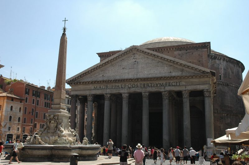 Panteón, Trevi y mucho más Primera toma de contacto con Roma