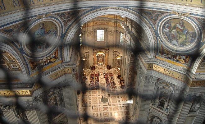 Vistas de la Basílica