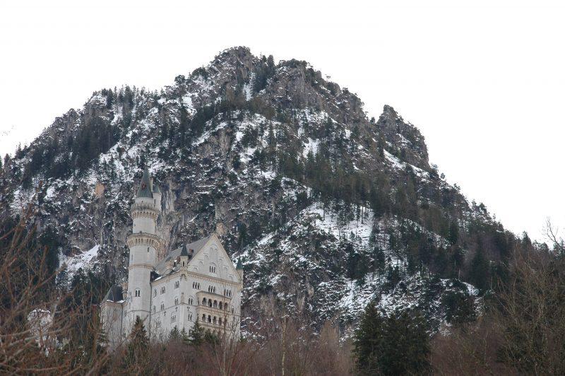 El castillo del Rey Loco Cómo visitar el castillo de Neuschwanstein