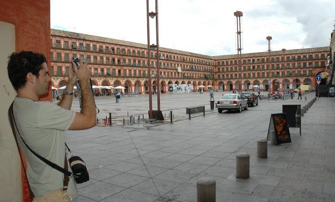 Plaza ce la Corredera
