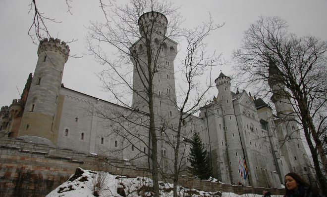 Castillo de Neuschwantein