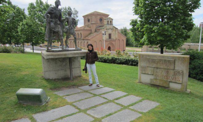 Estatua del Lazarillo de Tormes