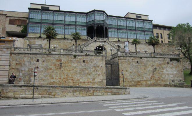Camino del Convento de San Esteban