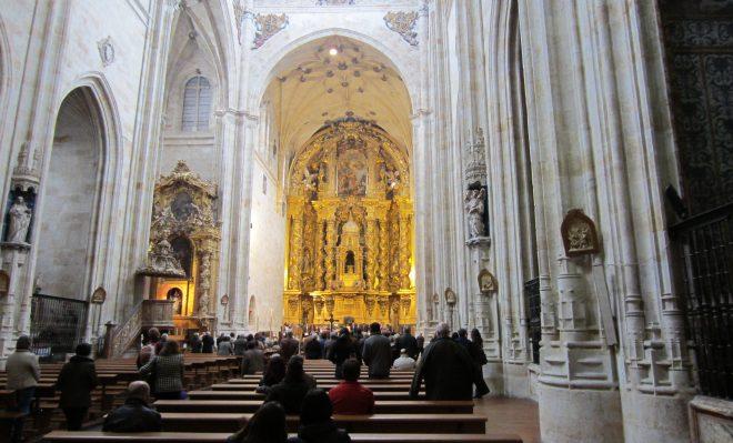 Interior del Convento de San Esteban