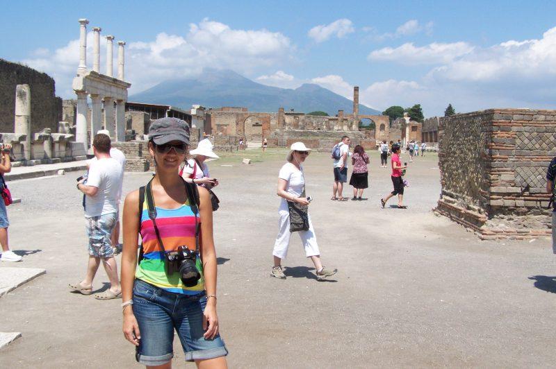 Pompeya, la ciudad en la que las piedras hablan Excursión desde Roma en el mismo día