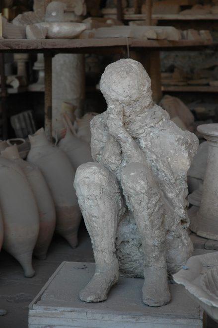 Persona fosilizada