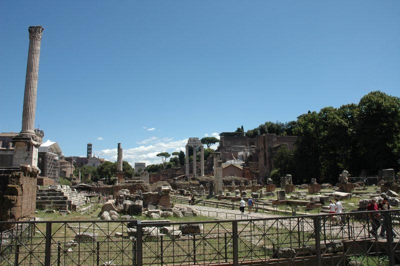 Coliseo, Palatino y Foro Romano – Día 5 Visita a una de las 7 nuevas maravillas mundiales
