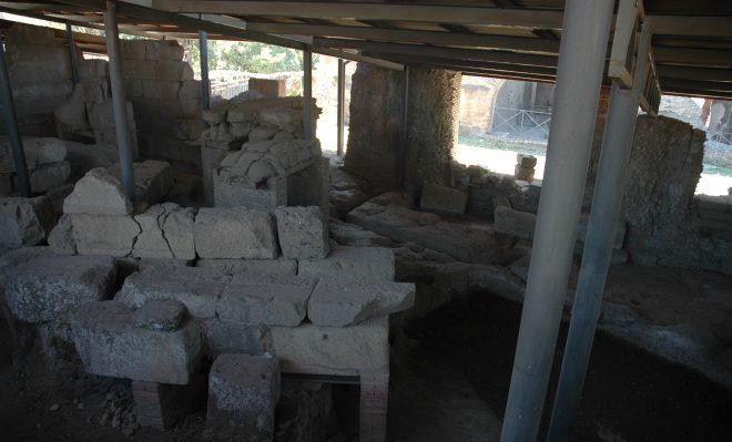 Cabaña de Rómulo y Remo