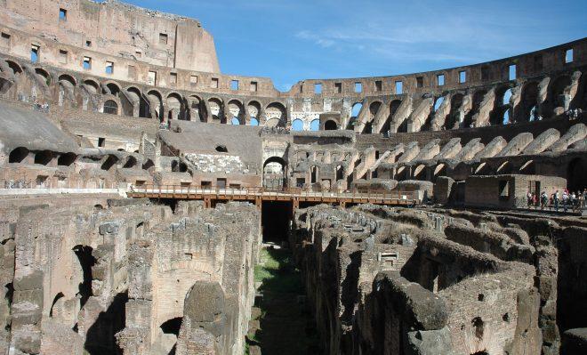 Túneles del Coliseo