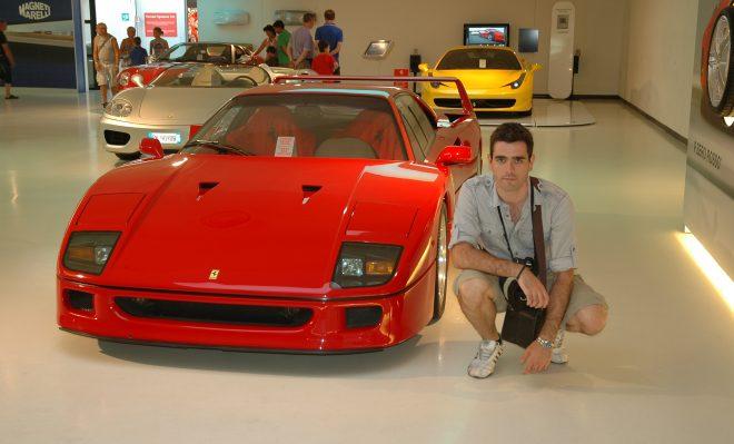 Museo Ferrari – Día 7 Visita a la meca del automovilismo