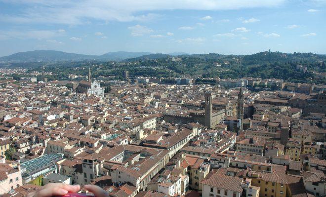 Vistas desde la Catedral