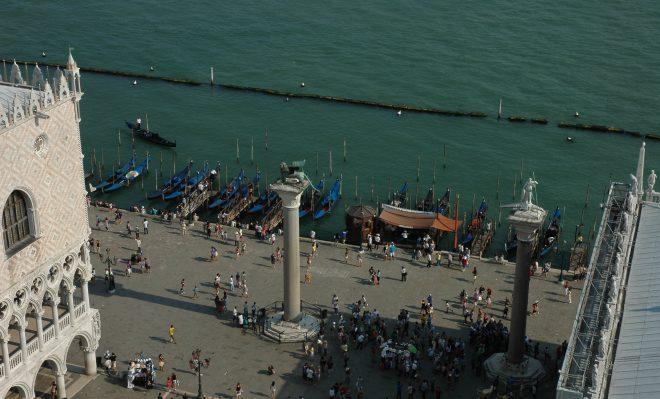 Columnas San Marco y San Teodoro