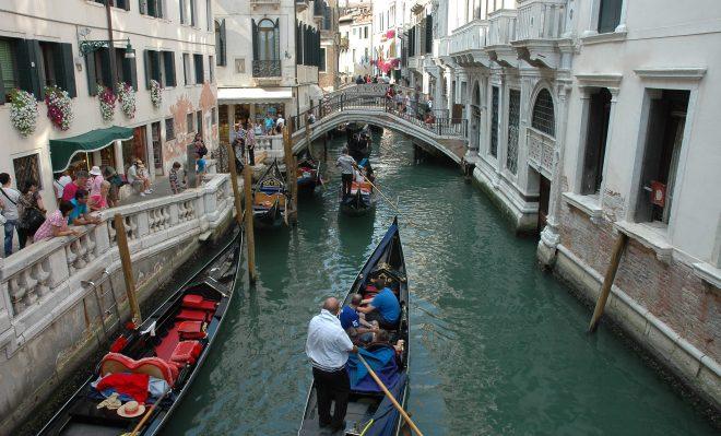 Callejeando por Venecia