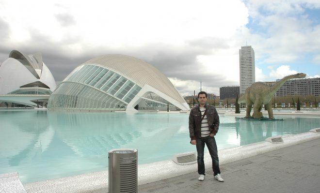 Hemisferic en Valencia