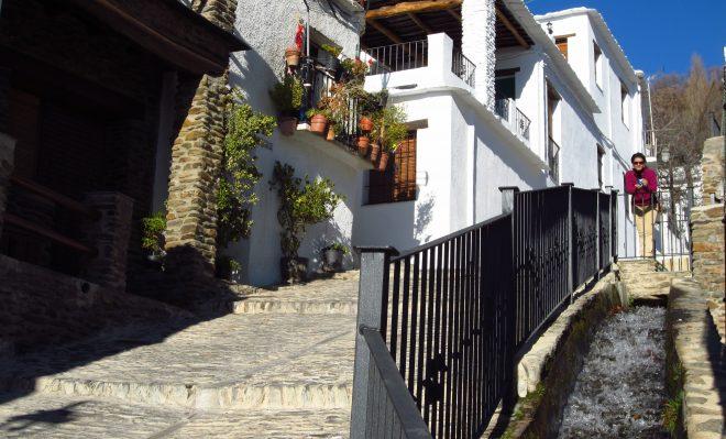 Arquitectura en Capileira