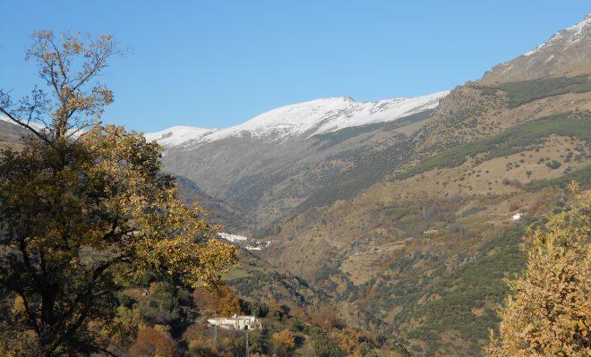 El Veleta y el Mulhacén