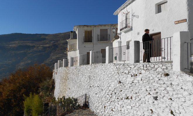 Arquitectura de Capileira