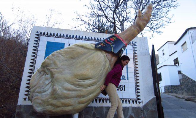 Monumento al jamón