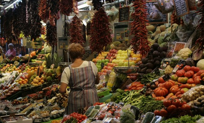 Mercado de la Boquería
