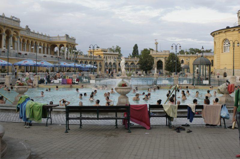 Viaje a Budapest y Praga Planning del viaje