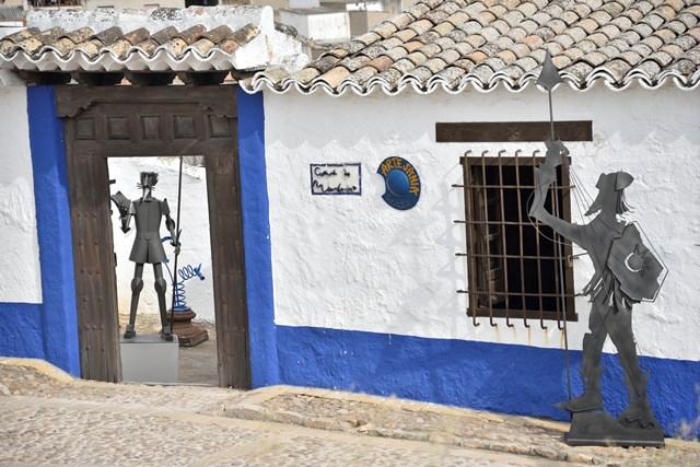 Don Quijote siempre presente