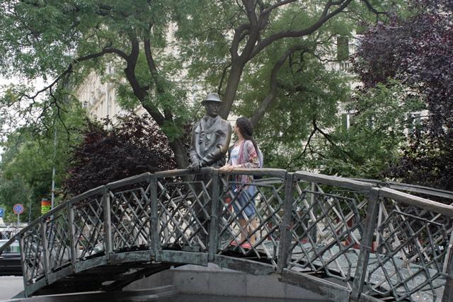 Estatua de Nagy Imre