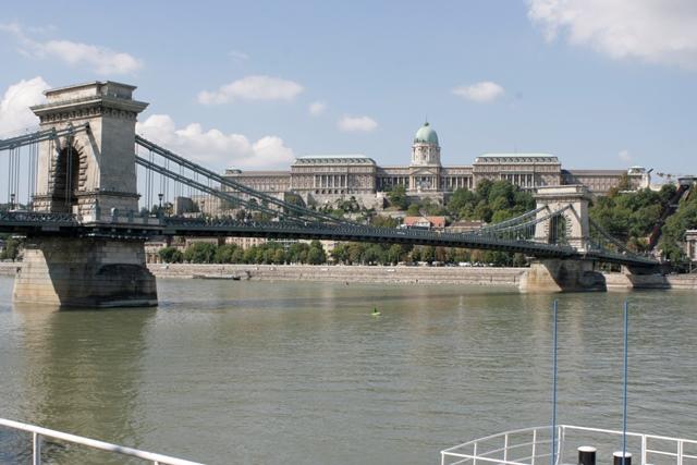 Bonita imagen del puente más icónico de la ciudad