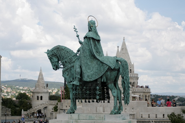Estatua de Esteban I