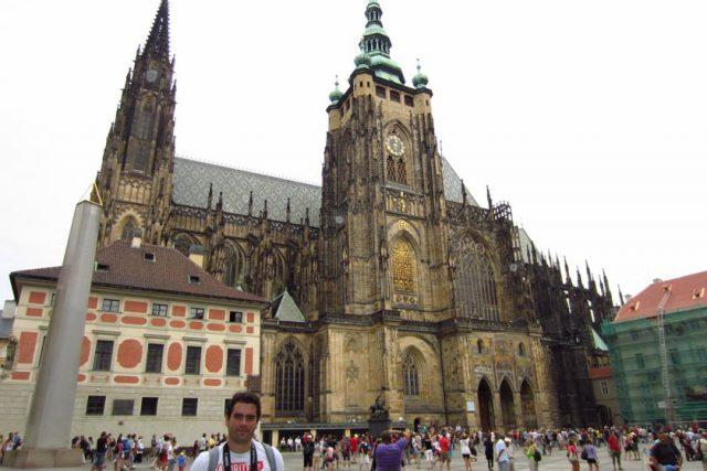 Visita al Castillo de Praga – Día 7 Un castillo diferente a los demás