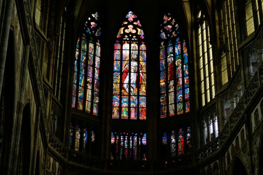 Vidrieras de la Catedral