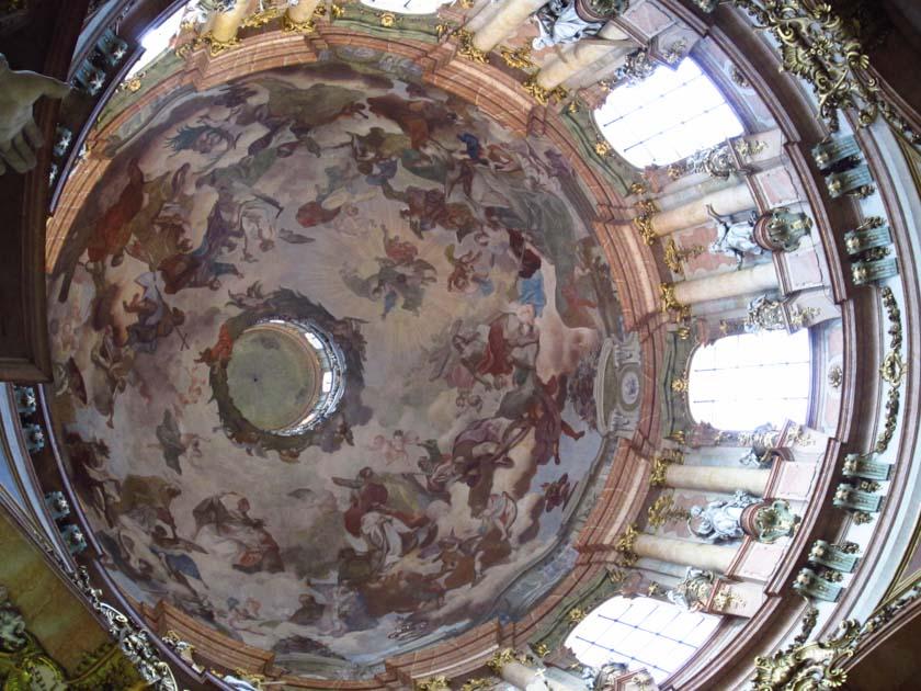 Cúpula de la Iglesia de San Nicolás