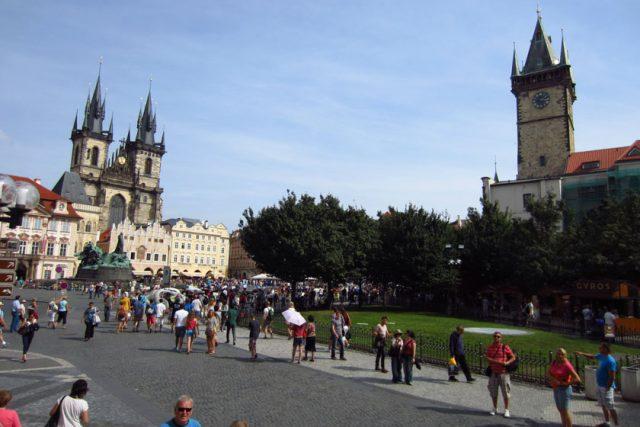 De cuando conocimos el Teatro Negro en Praga – Día 8 Un adiós muy especial