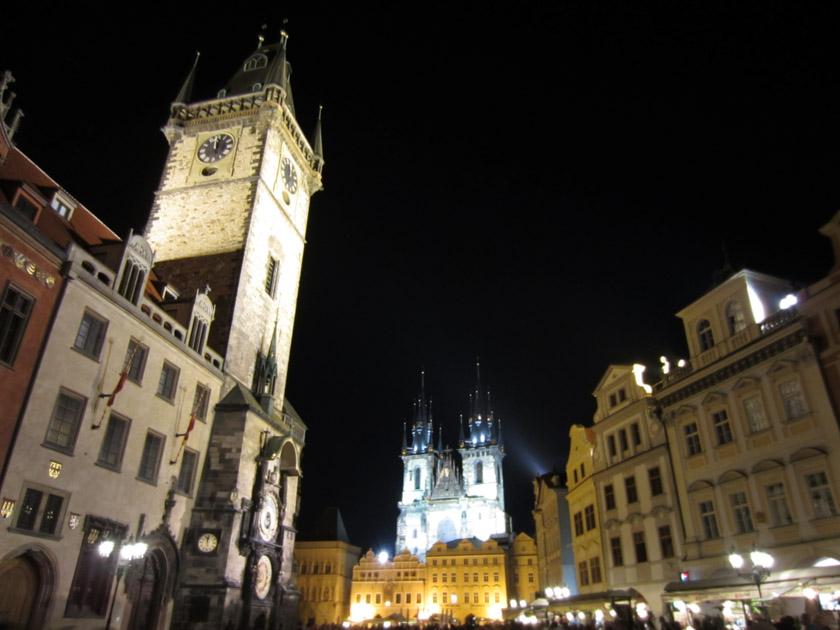 Hasta siempre Praga