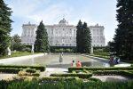Llegada a Madrid – Día 1 Desde Palacios Reales hasta templos egipcios