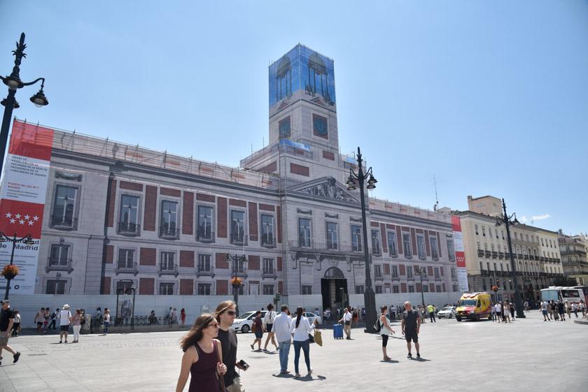 Casa de Correos de la Puerta del Sol