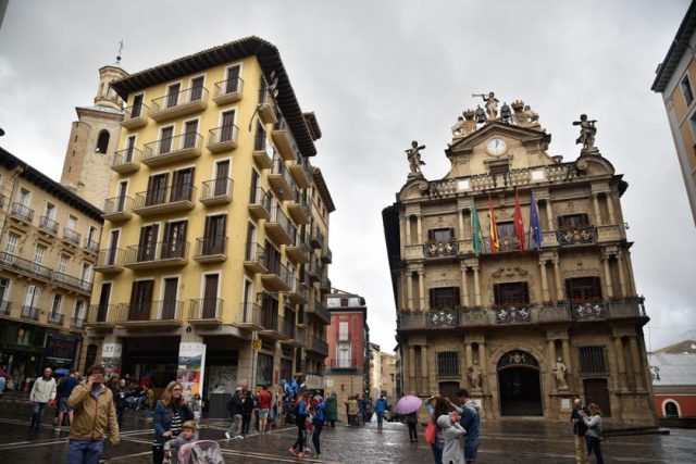 Qué ver en Pamplona en 1 día – Día 4 Pintxos, vino y Sanfermines
